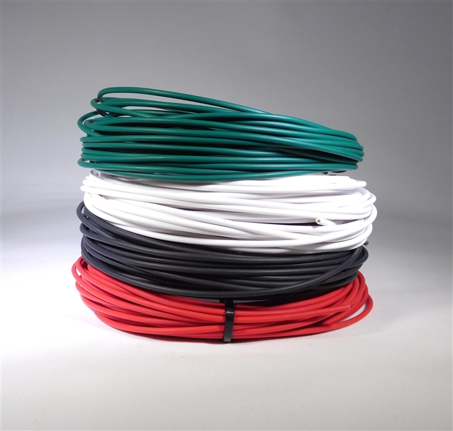 10 GXL Wire 4 Pack - 25 Feet Each
