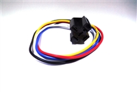 "Automotive Relay Socket (6"" Pigtail)"