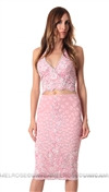 Baccio Couture Pink Sussy Top