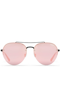 Quay Black/Pink 'Somerset' Glasses