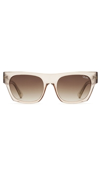 Quay Champ./Browns 'Something Extra' Lens Sunglasses
