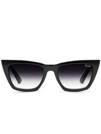 "Quay Black/Fade ""Dont At Me"" Sunglasses"