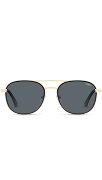 "Quay Black/Smoke Lens ""Apollo"" Sunglasses"