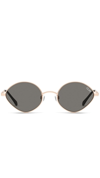 "Quay Rose/Smoke Lens ""Wild Night"" Sunglasses"