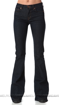 J Brand Martini Sknny with Flared Leg Denim Jeans