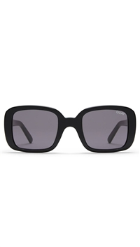 Quay Black Frame/Smoke Lens 20's Sunglasses