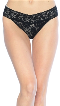 Hanky Panky Black Original Thong