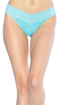 Hanky Panky True Blue (Light Blue) Original Thong