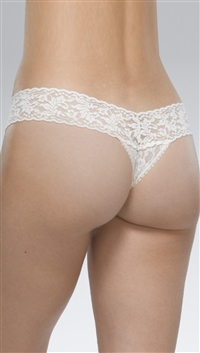 Hanky Panky Chai 'Signature Lace' Low Rise Thong