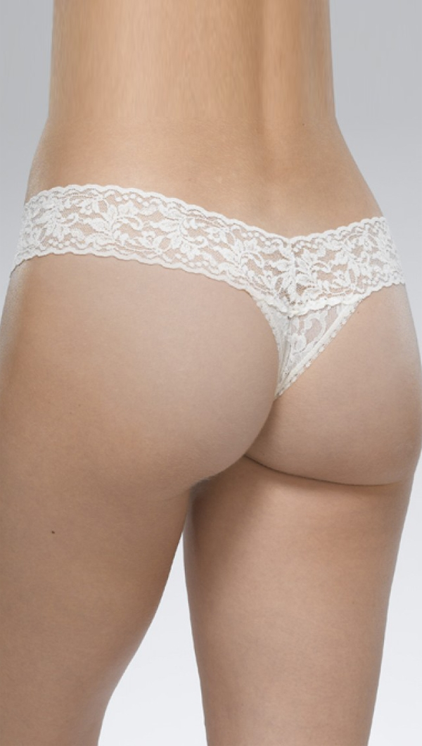 717792179217 Hanky Panky Chai 'Signature Lace' Low Rise Thong