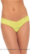 Hanky Panky Neon Signature Lace Lowrider Thong