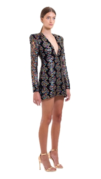 House of Zhivago Multicolored 'The Forge' Dress