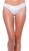 Hanky Panky Natural Rise Thong in Bare