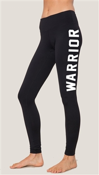 Spiritual Gangster Black 'Warrior' Athletic Pants