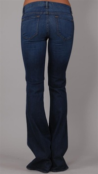 J Brand Baby Low Flared Leg Denim Jeans