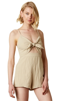 Cotton Candy LA Jute Robyn Romper
