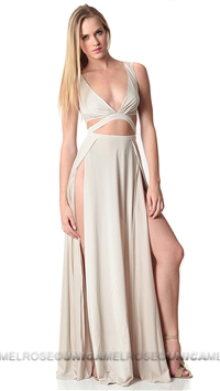 Abyss by Abby Stone Craving Maxi Dress