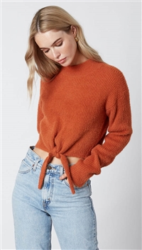 Cotton Candy Amber Sweater