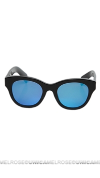 Wildfox Black Monroe Deluxe Sunglasses