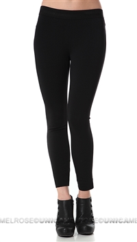 J Brand Black Quinn Leggings