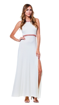 Lovers + Friends Ivory Sienna Maxi Dress