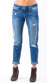Frame Denim Blue Amherst Jeans