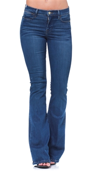 Frame Denim Alla Le High Flare Jeans