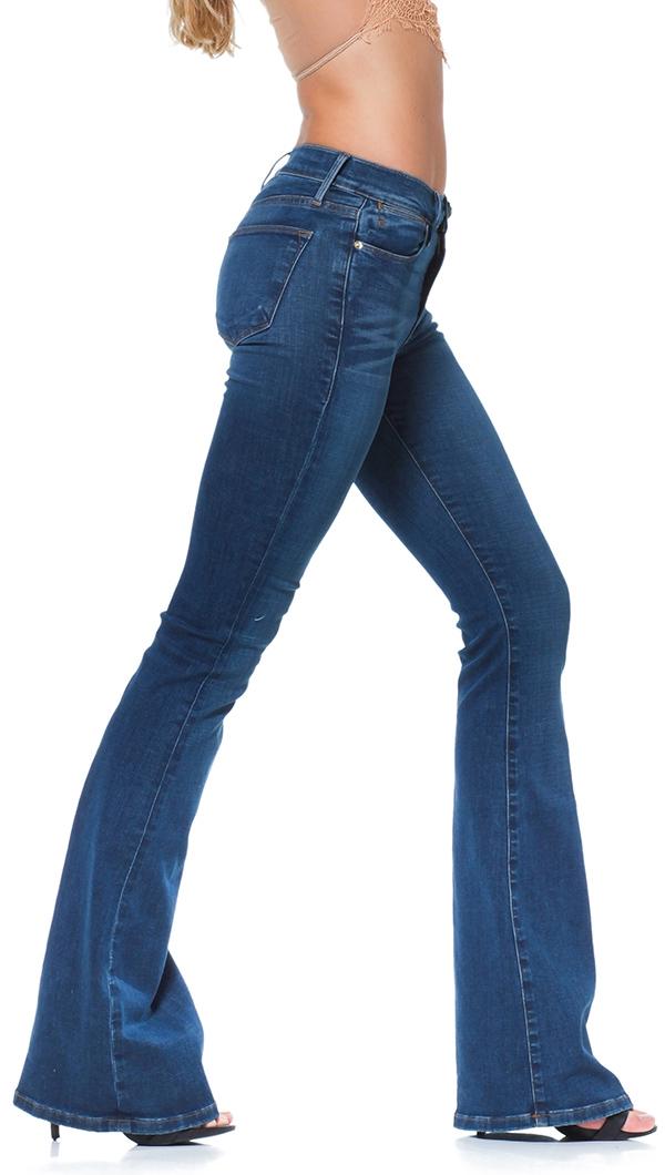 697eb21de06fb Frame Denim Alla Le High Flare Jeans
