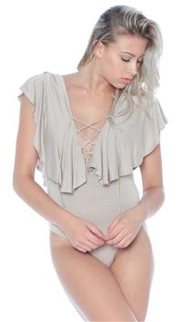 ... De Lacy Sand  Lila  Bodysuit 69ae90cd1