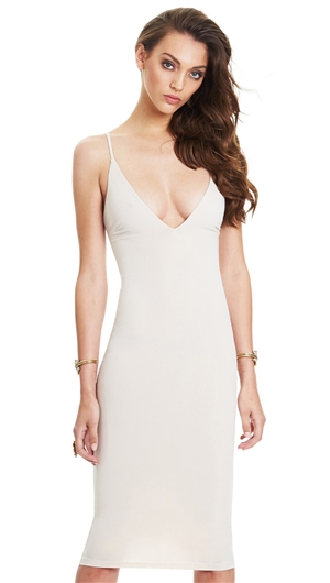 Nookie Nude 'TI Amo' Shift Dress