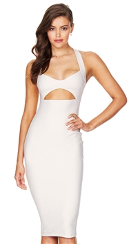 Nookie Nude 'Donna' Bodycon Dress