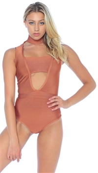 Bossa Bronze 'Positano' Body Suit