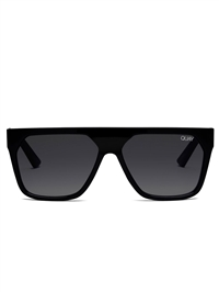 "Quay Black/Smoke Fade ""Very Busy"" Sunglasses"