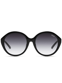 "Quay Black/Smoke Fade ""Tinted Love"" Sunglasses"