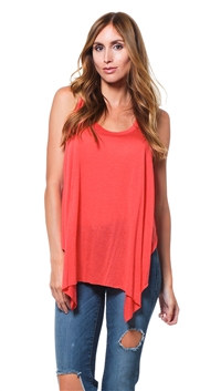 Sen Collection Coral Swing Tank Top