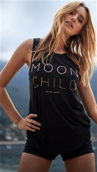 Spiritual Gangster 'Moon Child' Tank