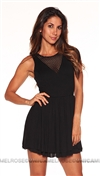 Townsen Black Perth Dress