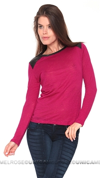 Townsen Plum Seattle Sweater