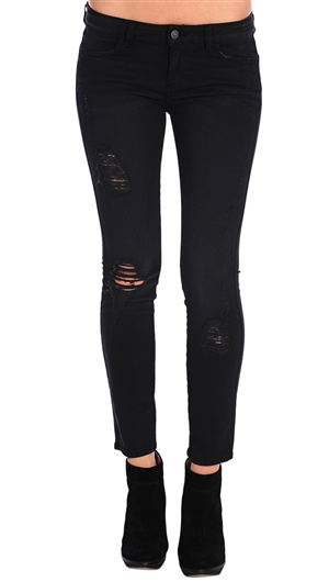 Siwy Black 'Up All Night' Hannah Jeans