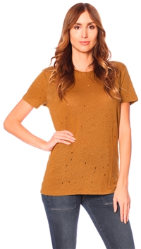 Iro Army Olive Night Clay T Shirt