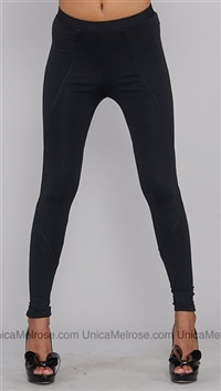 David Lerner Black Legging