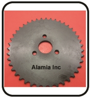 Ryan Aerator Parts # 2703160 Large Sprocket 42 Teeth L.H Fits All New Ryan Aerators