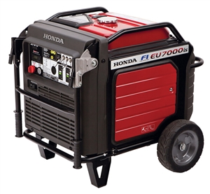Original Honda EU7000is Inverter Generator Free Shipping