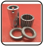 #16-Bearing Kit With Spanner Fits Two Wheel Velke