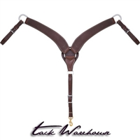 Basin Cowboy Roper Breast Collar