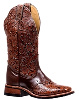 Boulet Women's 12 Inch Western Boot Style: BT-2050