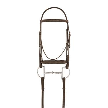Camelot™ Fancy Stitched Raised Padded Bridle