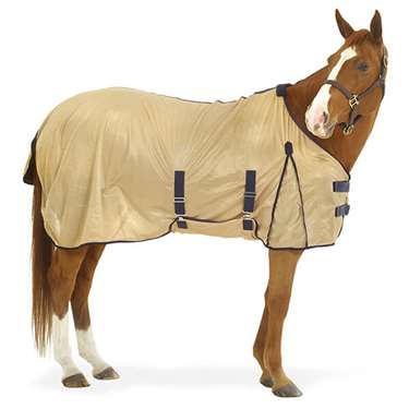 Equi-Essentials™ Softmesh Fly Sheet with Belly Band