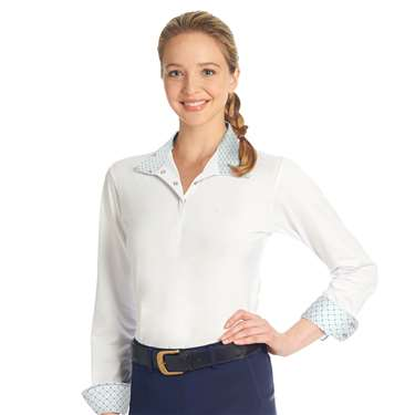 Ovation®Jorden Ladies' Tech Show Shirt