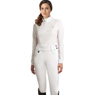 Romfh® Daniella Full Grip Side Zip Breech